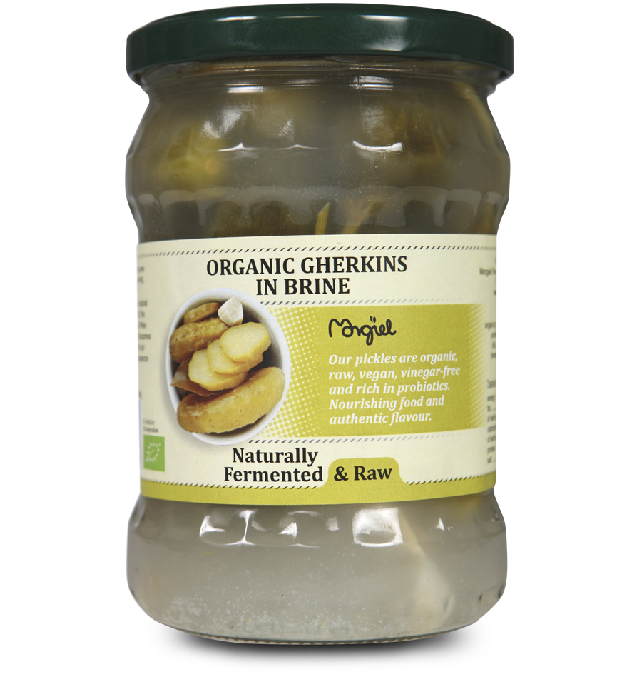 RAW-Organic-Gherkins-270g