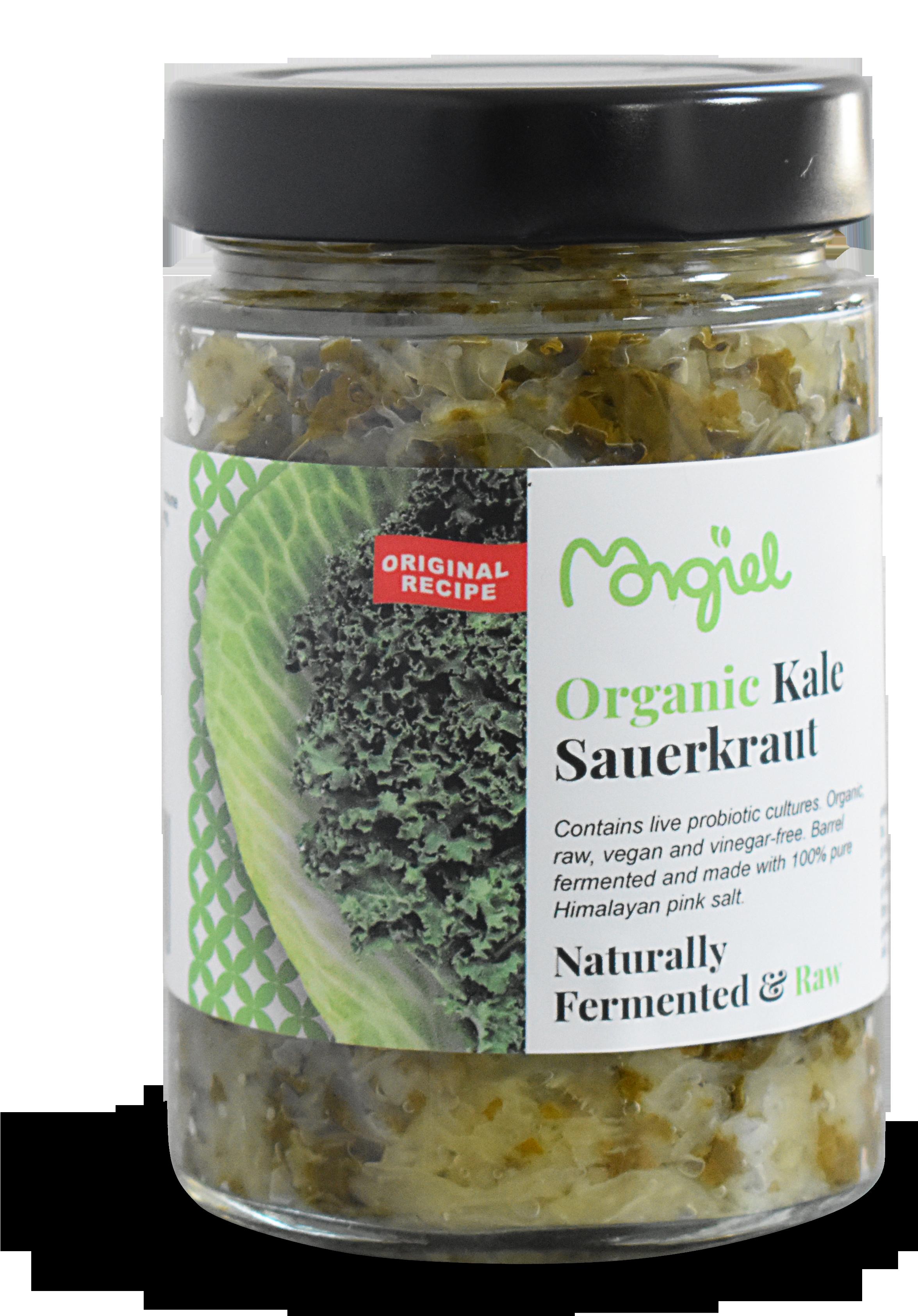 kale sauerkraut